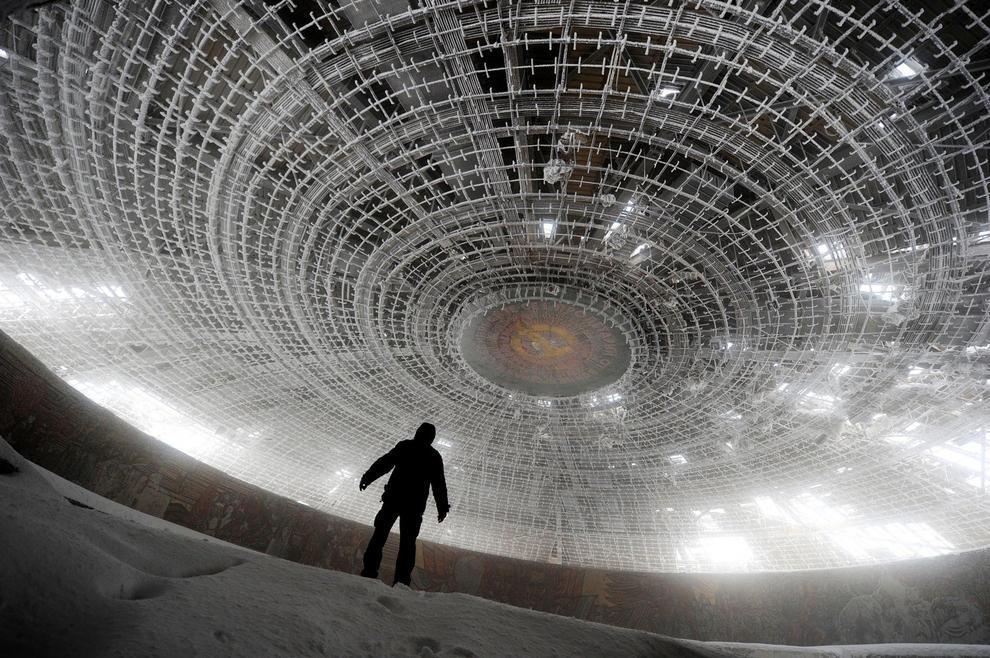 The 33 Most Beautiful Abandoned Places In The World 25 Самые красивые заброшенные места в мире