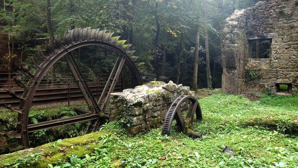 The 33 Most Beautiful Abandoned Places In The World 29 Самые красивые заброшенные места в мире