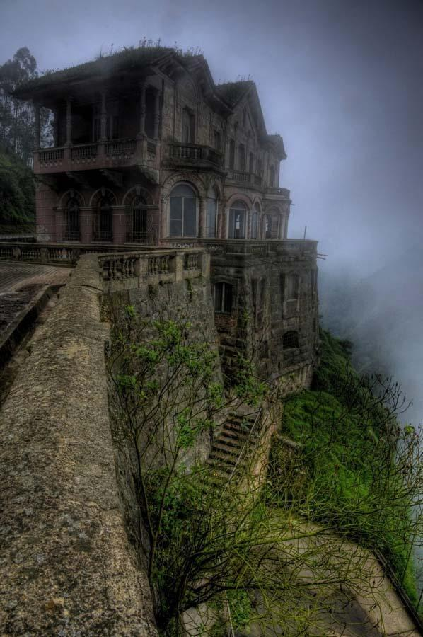 The 33 Most Beautiful Abandoned Places In The World 30 Самые красивые заброшенные места в мире