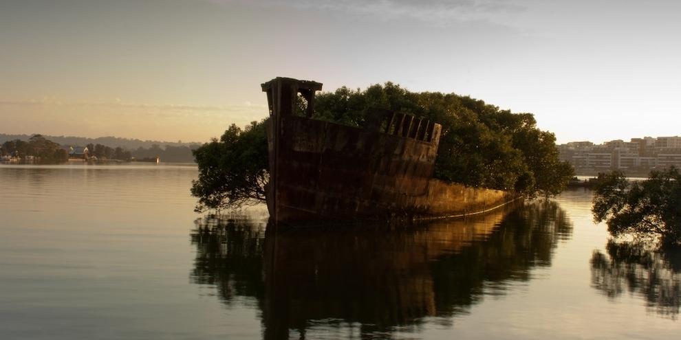 The 33 Most Beautiful Abandoned Places In The World 4 Самые красивые заброшенные места в мире