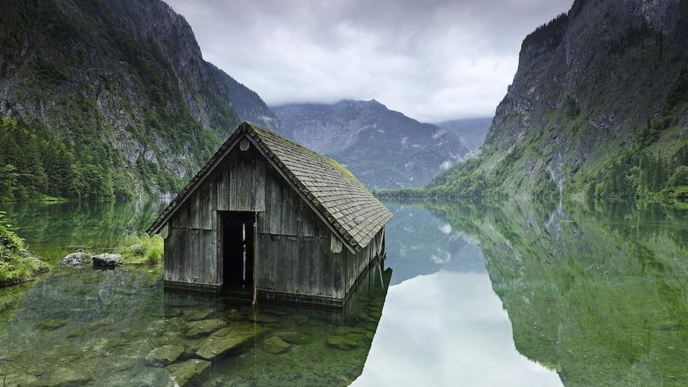 The 33 Most Beautiful Abandoned Places In The World 6 Самые красивые заброшенные места в мире