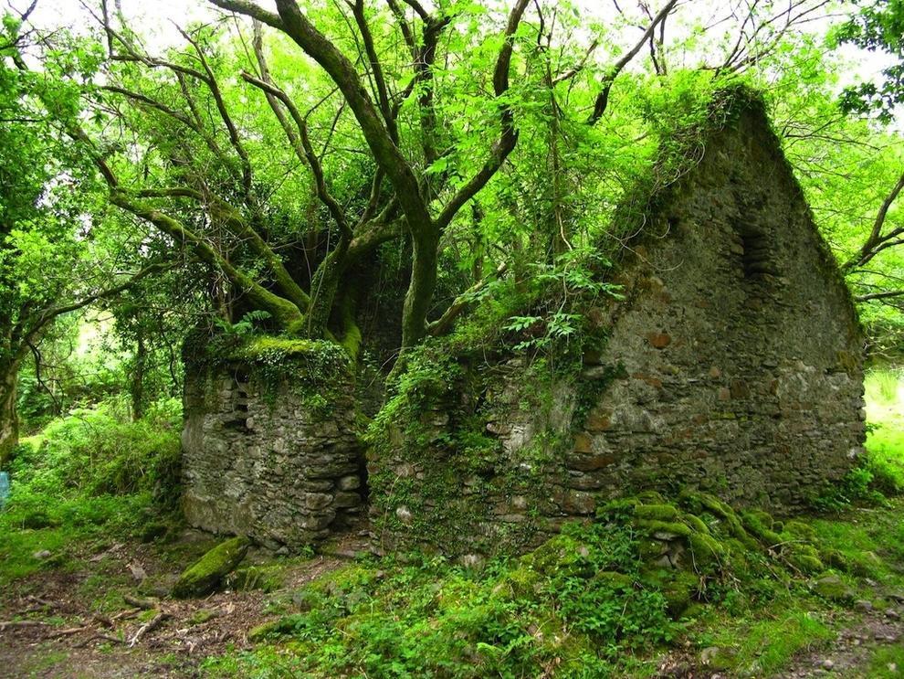 The 33 Most Beautiful Abandoned Places In The World 8 Самые красивые заброшенные места в мире