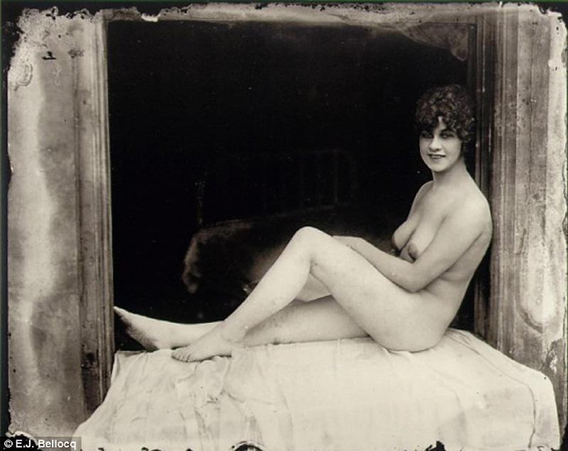 The girls of Storyville 6 Проститутки Нового Орлеана 100 лет назад