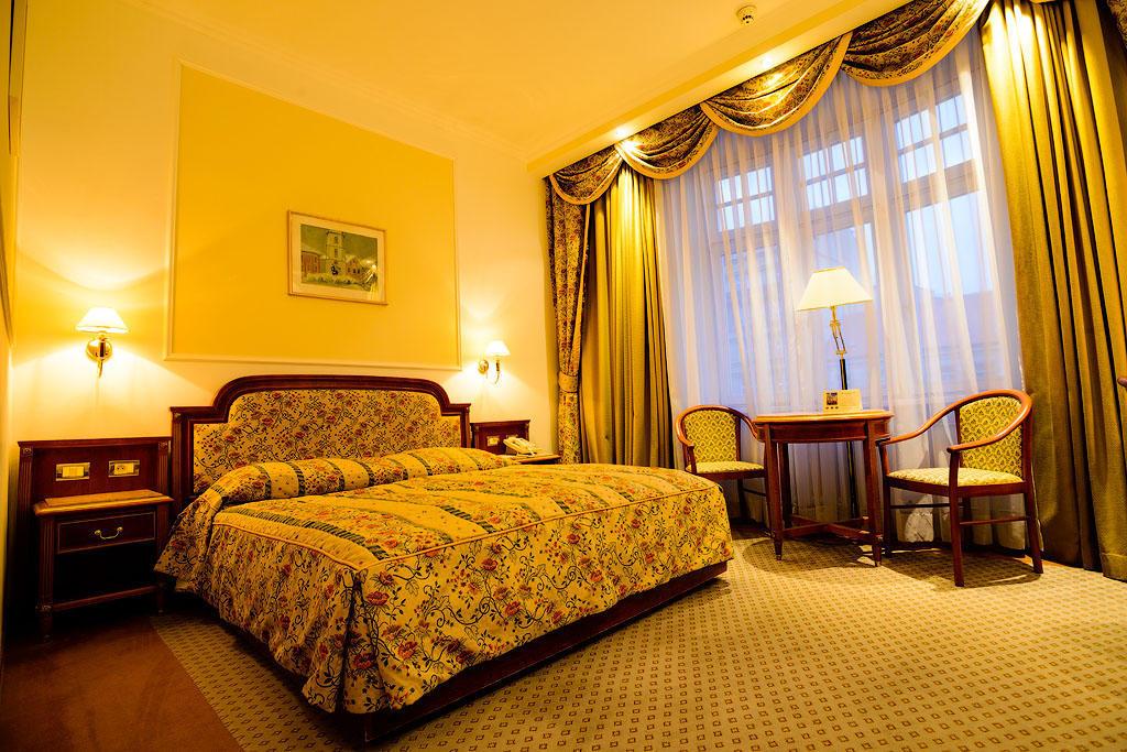 ambassador07 Пятерка необычных отелей Праги