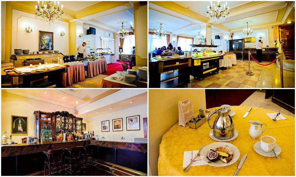 ambassador14 Пятерка необычных отелей Праги