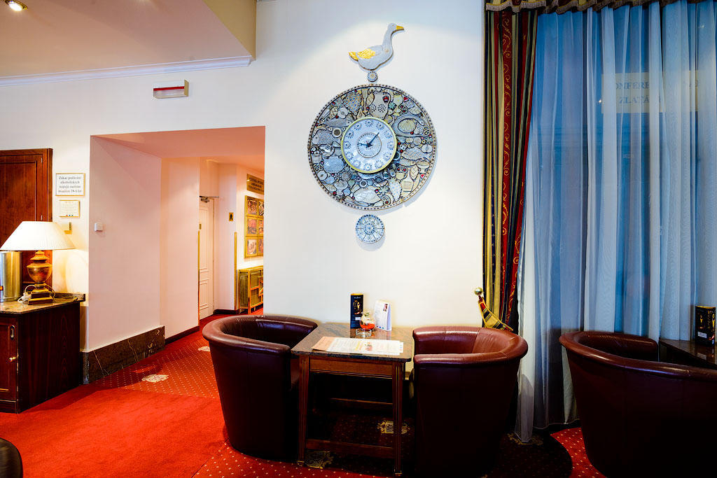 ambassador17 Пятерка необычных отелей Праги