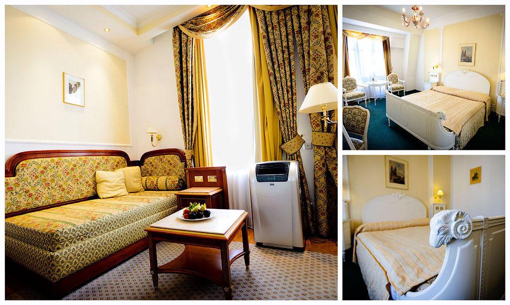 ambassador18 Пятерка необычных отелей Праги