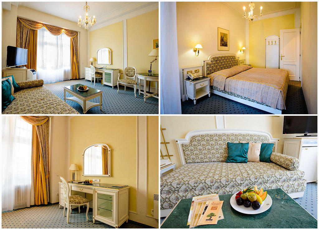 ambassador19 Пятерка необычных отелей Праги