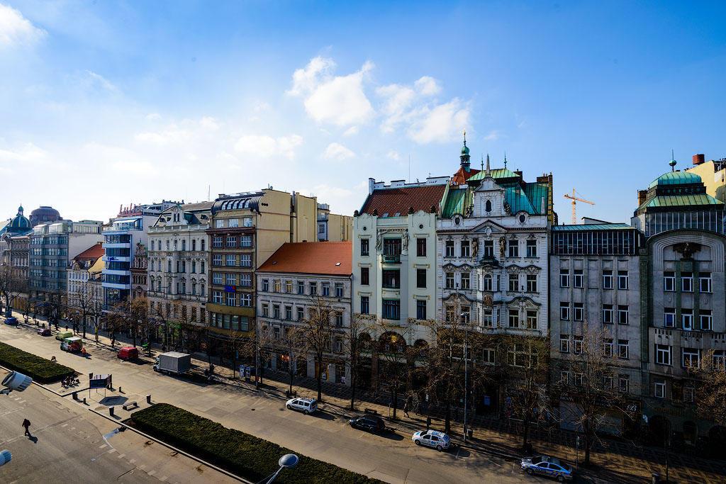 ambassador20 Пятерка необычных отелей Праги