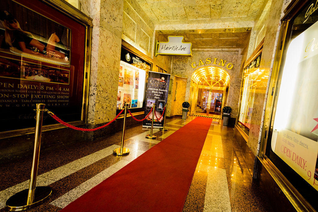 ambassador21 Пятерка необычных отелей Праги