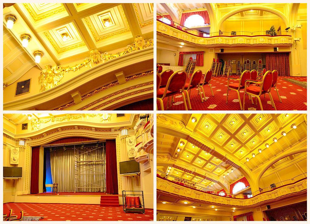 ambassador23 Пятерка необычных отелей Праги