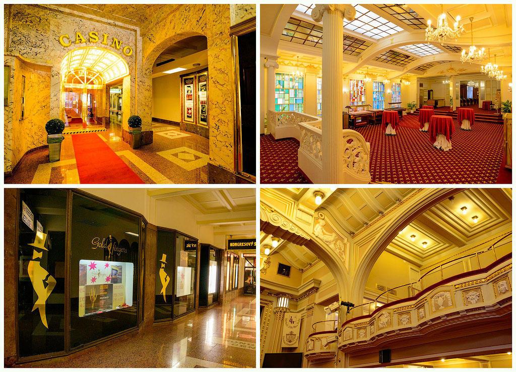 ambassador26 Пятерка необычных отелей Праги