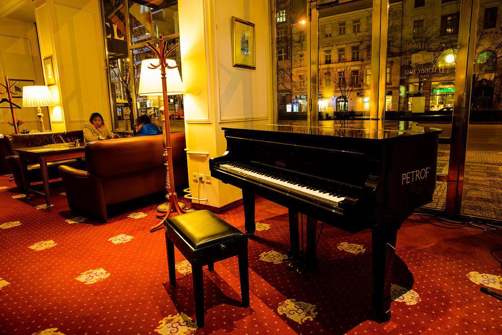 ambassador27 Пятерка необычных отелей Праги