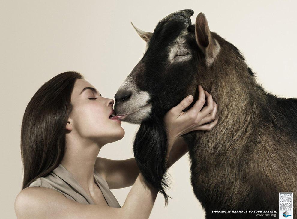 18 шедеврів антитютюнової реклами з усього світу