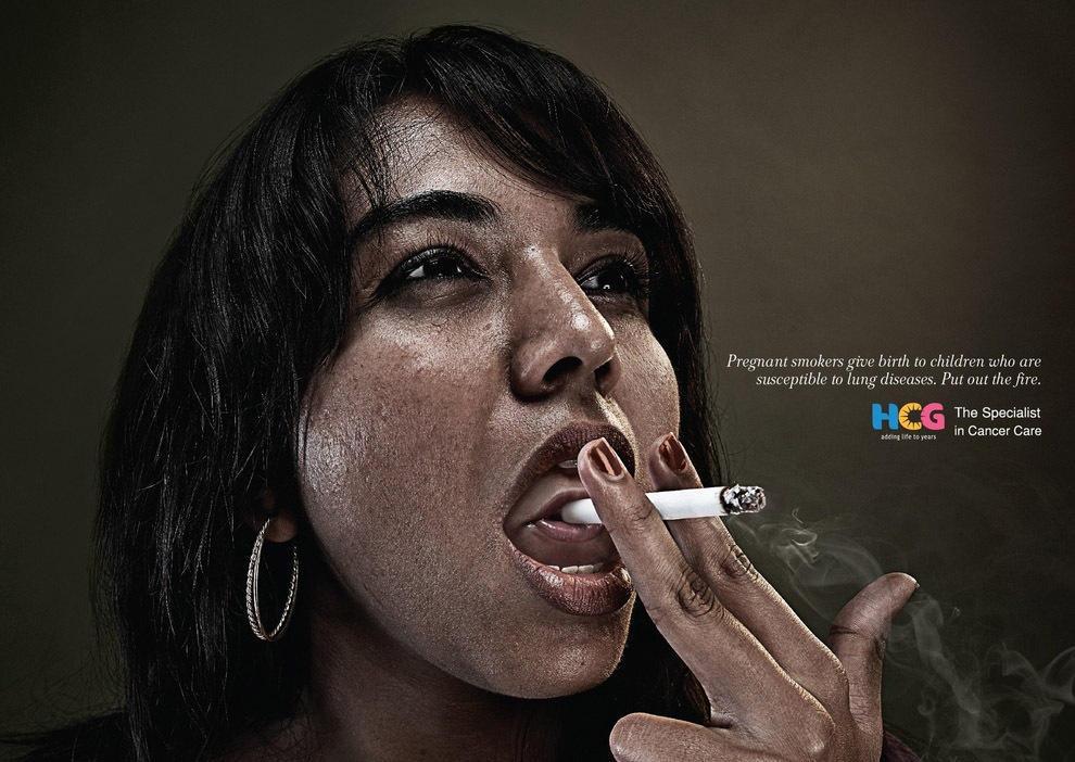 antitabachnayareklama 2 18 шедевров антитабачной рекламы со всего мира
