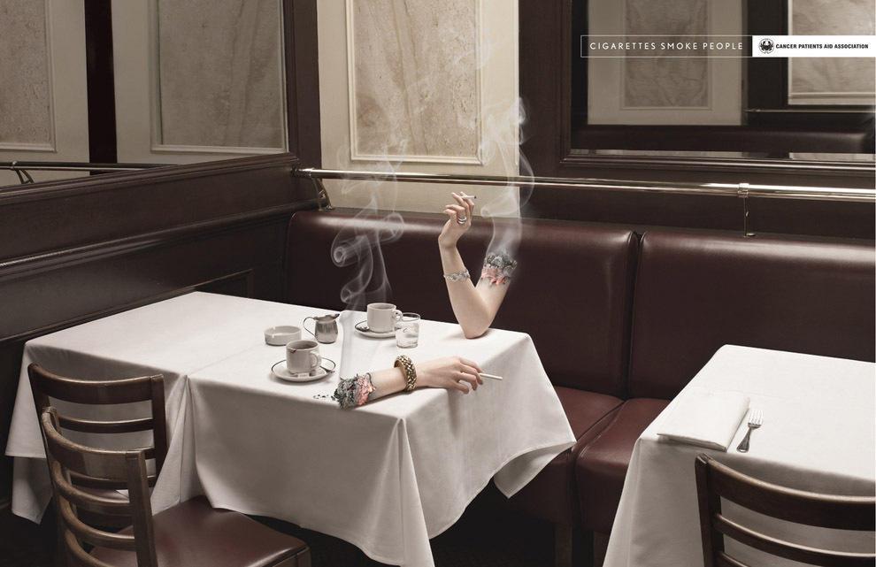 antitabachnayareklama 5 18 шедевров антитабачной рекламы со всего мира