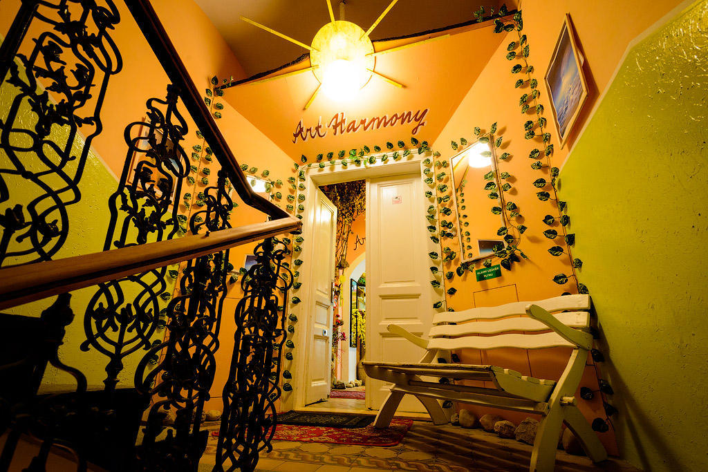 artharmony02 Пятерка необычных отелей Праги