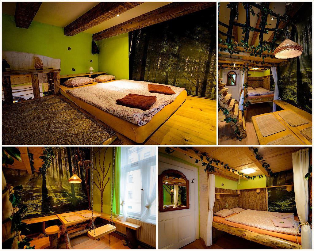 artharmony14 Пятерка необычных отелей Праги
