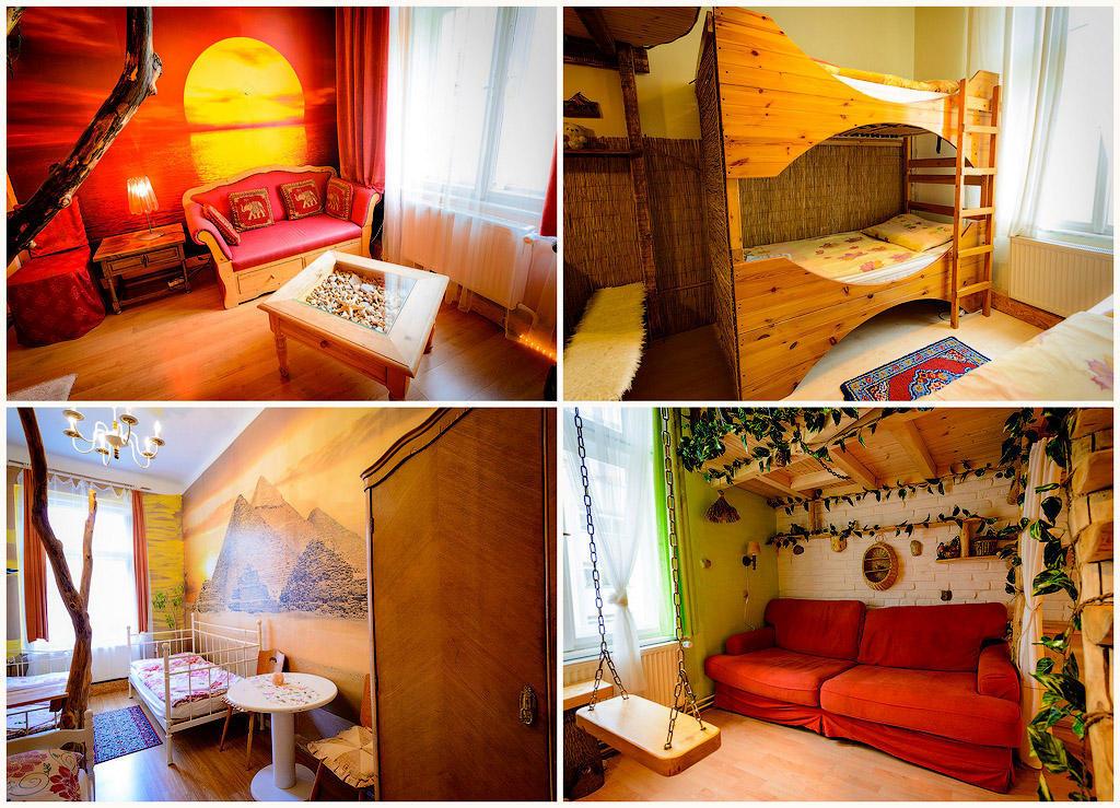artharmony15 Пятерка необычных отелей Праги