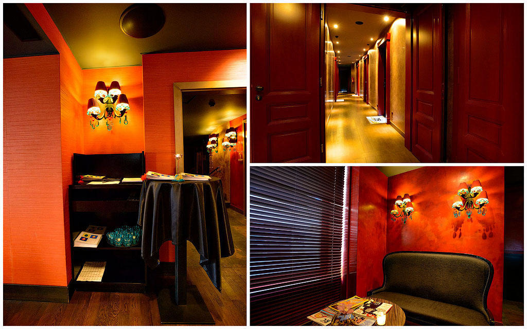 buddabarhotel02 Пятерка необычных отелей Праги