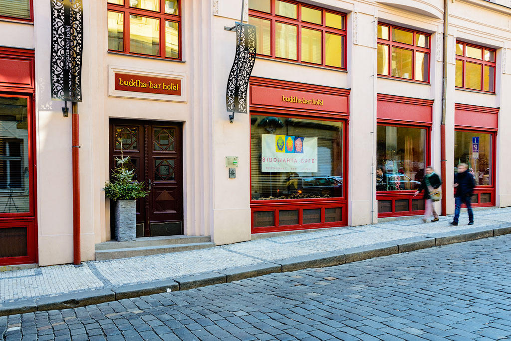 buddabarhotel12 Пятерка необычных отелей Праги