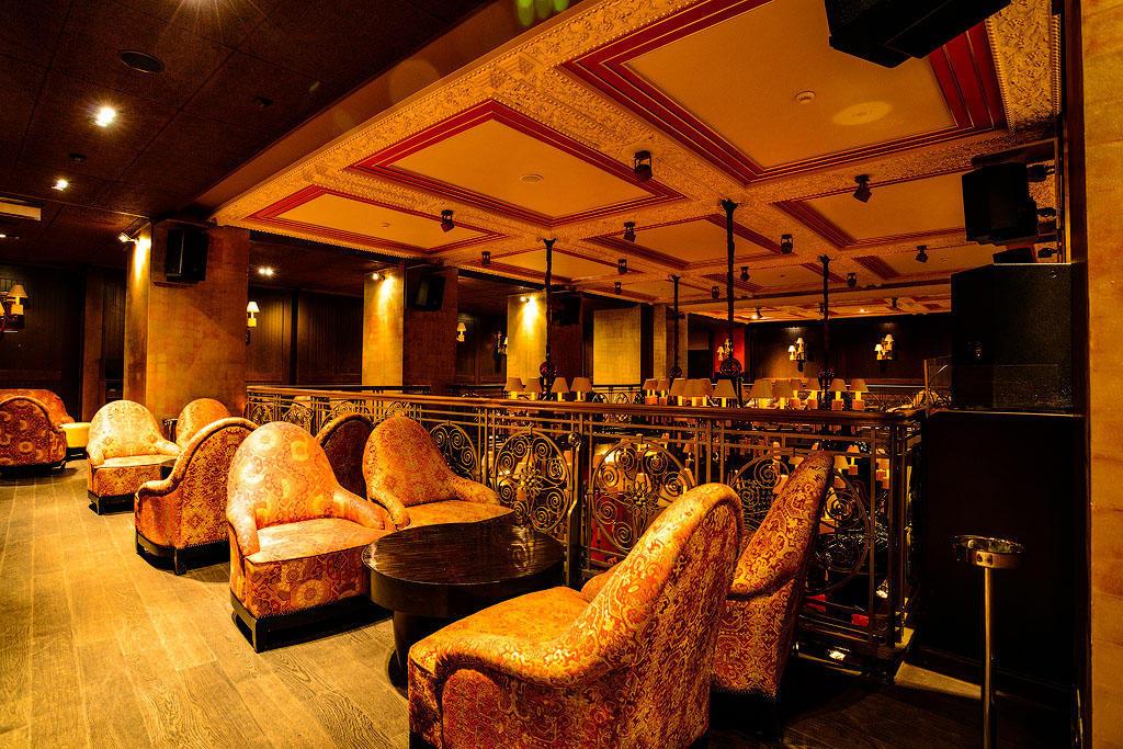 buddabarhotel22 Пятерка необычных отелей Праги
