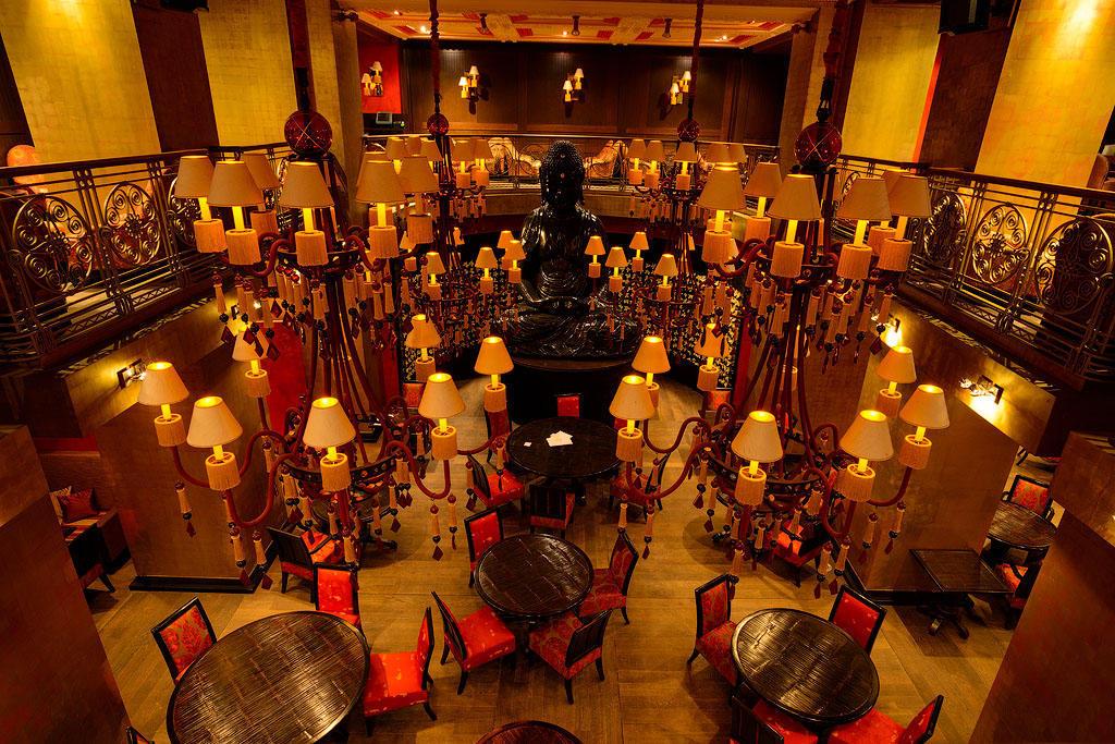 buddabarhotel23 Пятерка необычных отелей Праги