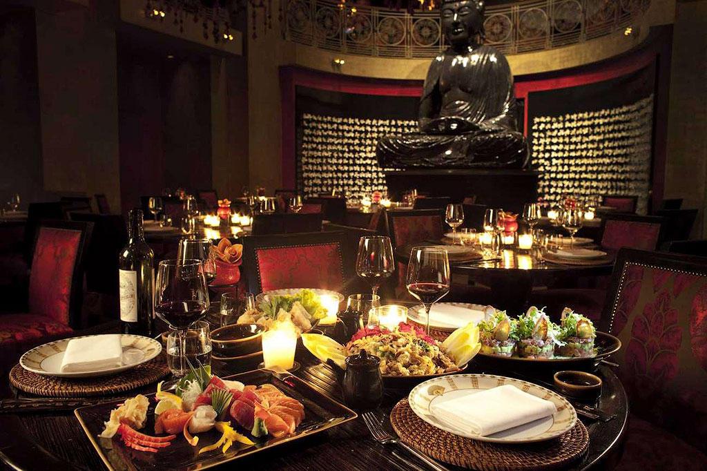 buddha bar restaurant gal 11 1300x867 Пятерка необычных отелей Праги