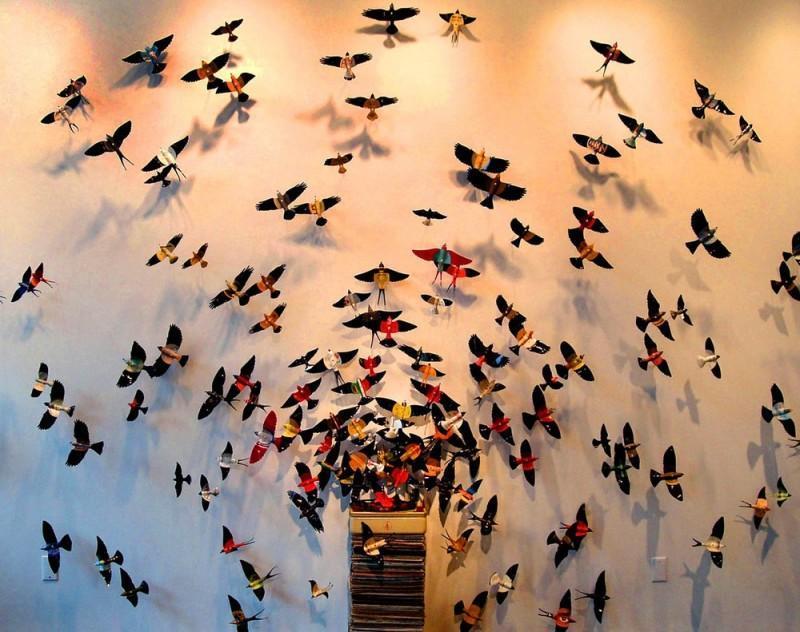 Бабочки как искусство