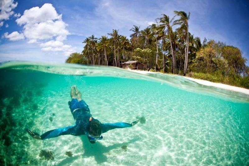 clearwater01 800x533 Места с чистейшей водой, где очень хочется искупаться
