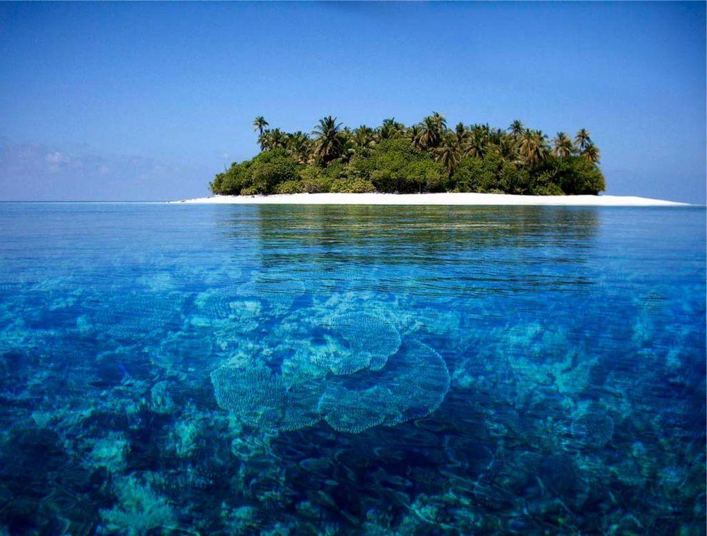 clearwater02 Места с чистейшей водой, где очень хочется искупаться