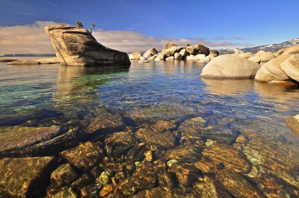 clearwater16 Места с чистейшей водой, где очень хочется искупаться