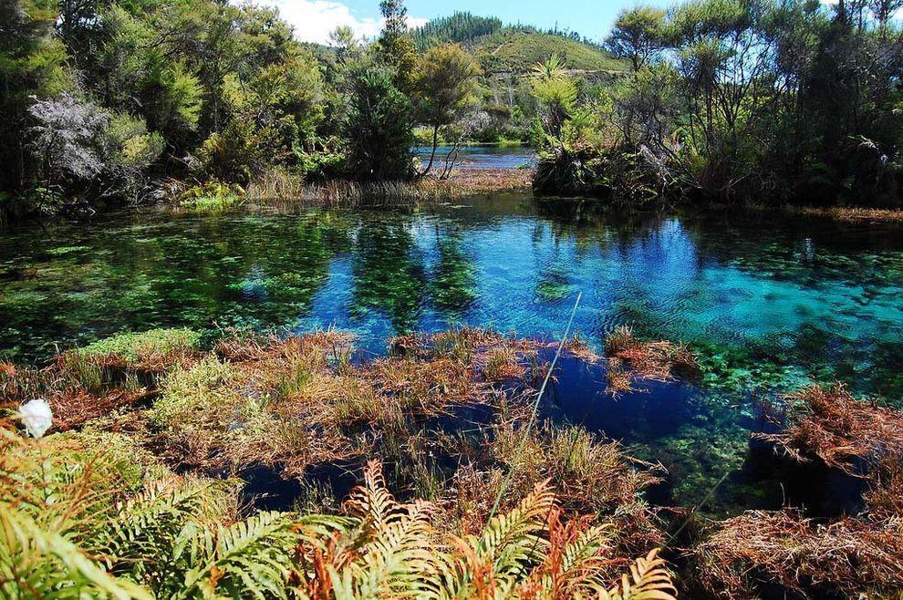 clearwater21 Места с чистейшей водой, где очень хочется искупаться