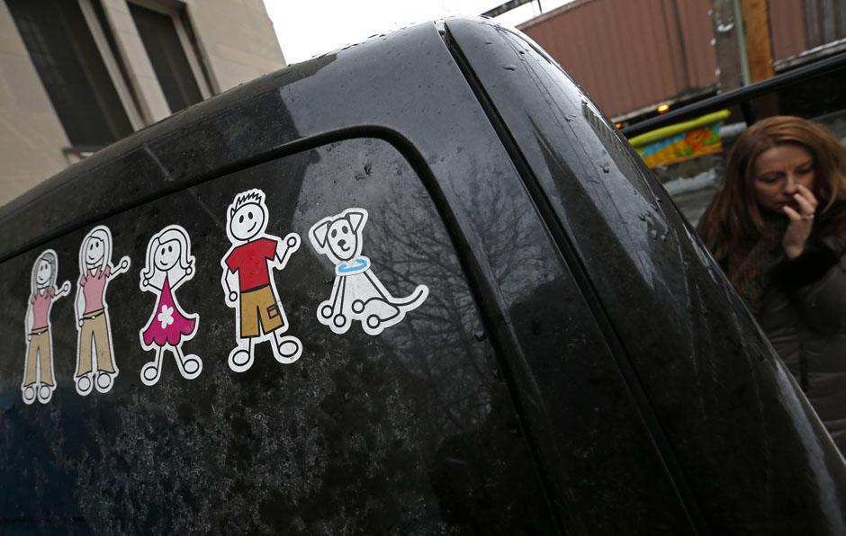 Семейка: 2 мамы и 2 ребенка