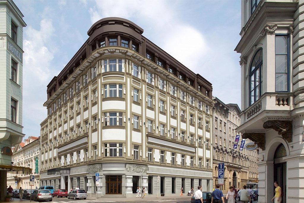 fusion01 Пятерка необычных отелей Праги