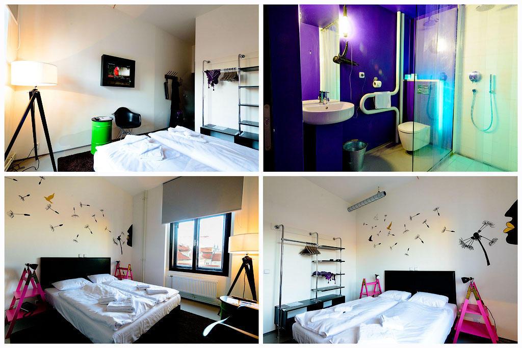 fusion06 Пятерка необычных отелей Праги