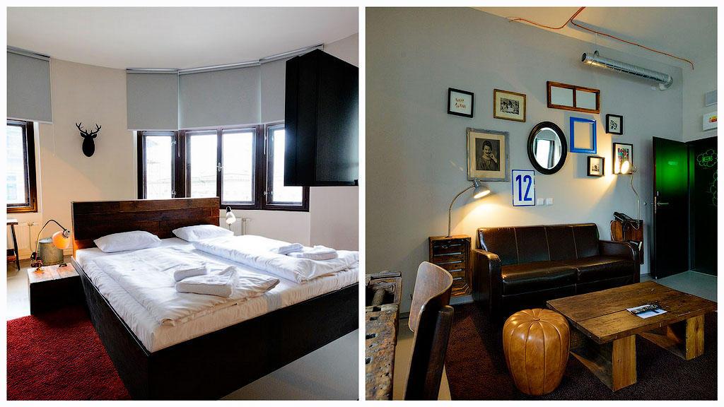 fusion22 Пятерка необычных отелей Праги