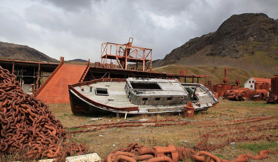 haunting images of abandoned towns 2 Мир в руинах