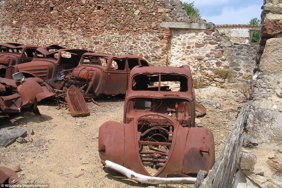 haunting images of abandoned towns 9 Мир в руинах