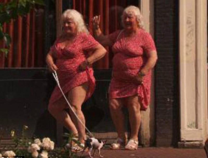 hookers06 Самые старые проститутки Амстердама ушли на пенсию
