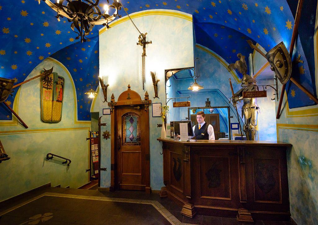 kampa02 Пятерка необычных отелей Праги