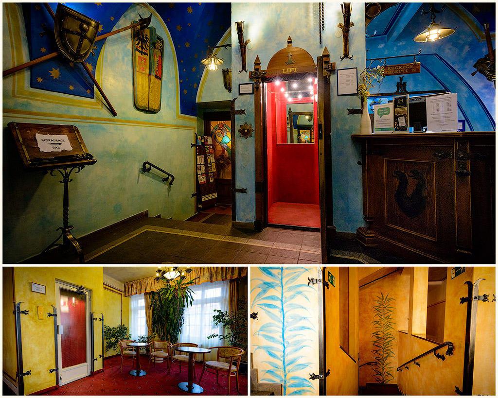 kampa04 Пятерка необычных отелей Праги
