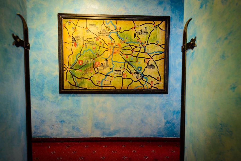 kampa05 Пятерка необычных отелей Праги