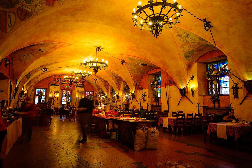 kampa10 Пятерка необычных отелей Праги