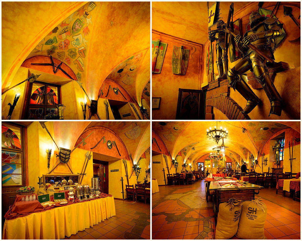 kampa11 Пятерка необычных отелей Праги