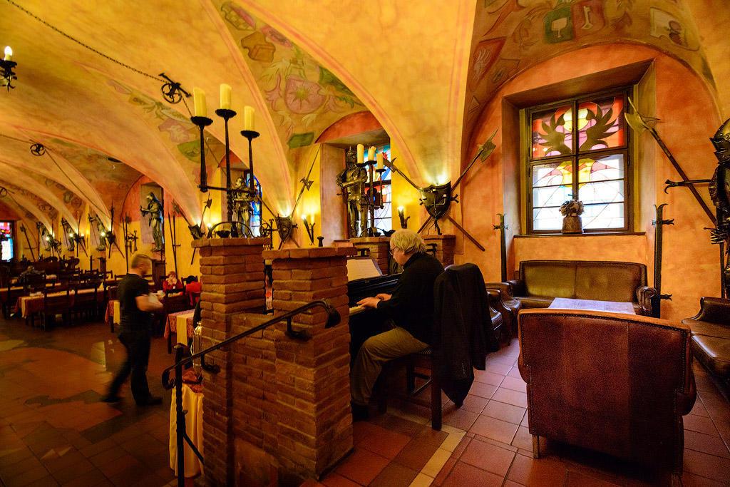 kampa12 Пятерка необычных отелей Праги