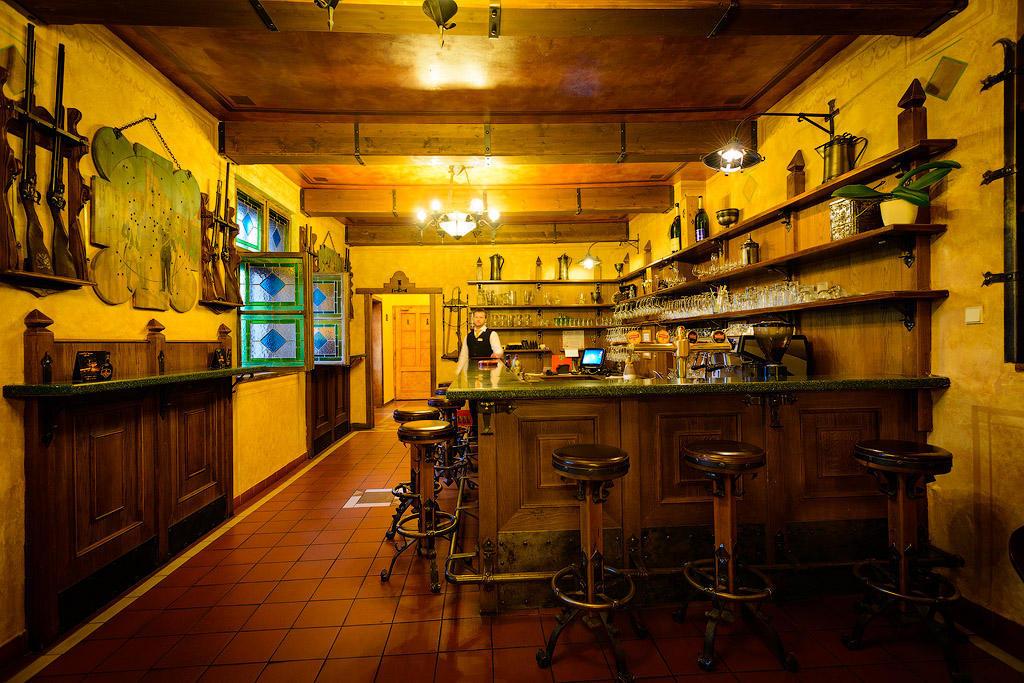 kampa15 Пятерка необычных отелей Праги