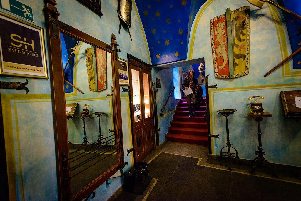 kampa24 Пятерка необычных отелей Праги