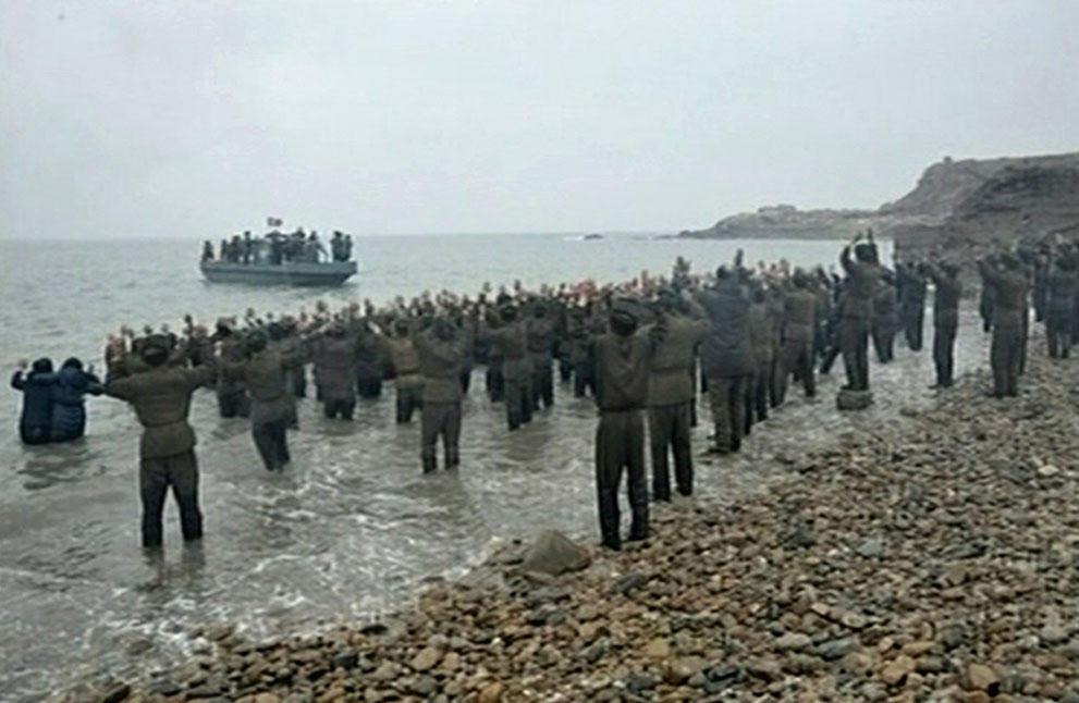 koreaivoennayamashina 13 Северная Корея привела ракеты в боевую готовность и целится в США