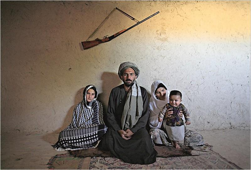 Секс с молоденькой женой в афганистане